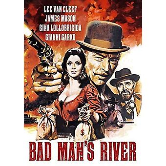 Bad Man's River [DVD] USA import