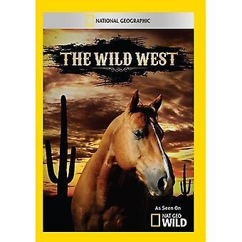 Wild-West [DVD] USA import