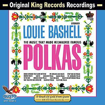 Louie Bashell - polskor [CD] USA import