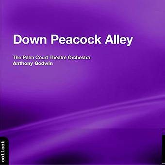 Theater hoforkest Palm - Down Peacock Alley [bonustracks] [CD] USA importeren