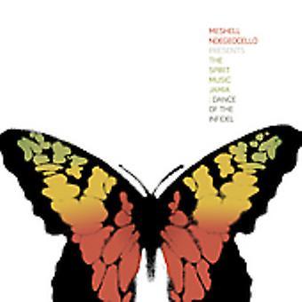 Meshell Ndegeocello - esprit musique Jamia-danse de l'importation USA infidèles [CD]