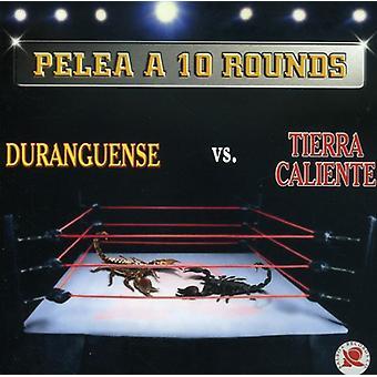 Pelea 10 Runden - Pelea ein 10 Runden [CD] USA importieren