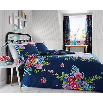 Alice Printed Modern Duvet Cover Bedding Quilt Cover Set All Sizes