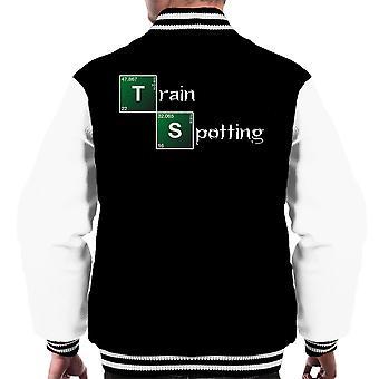 Trainspotting T2 Breaking rossz kémia férfiak ' s Varsity Jacket