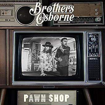Brothers Osborne - Pawn Shop [CD] USA import