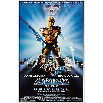 Masters of the Universe Filmposter (11 x 17)