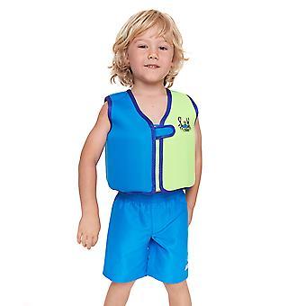 Zoggs Kids Deep Sea instelbaar drijfvermogen Bobin zwemmen jas voor 2-3/4-5 jaar