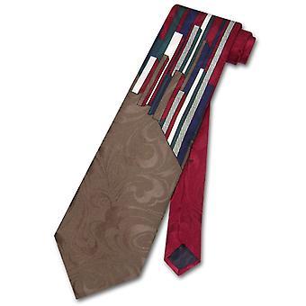 Papillon 100% SILK NeckTie Pattern Design Men's Neck Tie #339-2