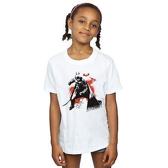 DC Comics niñas Batman Arkham caballero de oscuro camiseta
