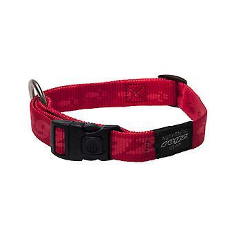 Rogz Alpinist Red kraag