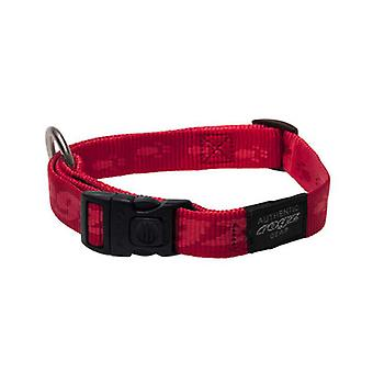 Collier Rogz Alpinist rouge