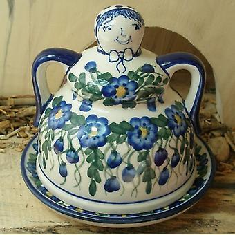 Bunzlauer ost Marie, 44, Ø 14 cm - Bunzlau keramik porslin - BSN 5360