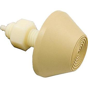 Tecmark PT13130-03 Raised Cone Air Button - Beige