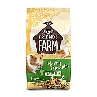 Obersten behandelt kleine Freunde Farm Harry Hamster lecker Mix 700g
