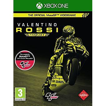 MotoGP16 Valentino Rossi (Xbox One) - New