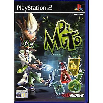 Dr. Muto-nieuw