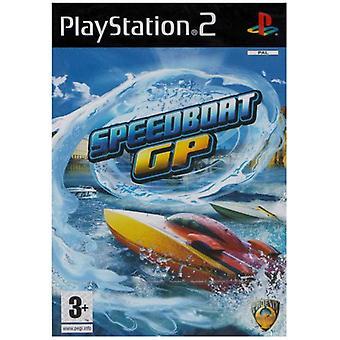Speedboat GP (PS2) - Nieuwe fabriek verzegeld