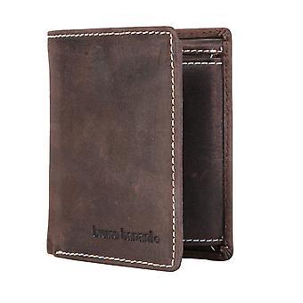 Bruno banani mens wallet wallet purse Brown 585