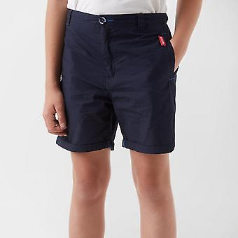 Nieuwe Regatta Girl's Walking Treking Hiking doddle II shorts Navy