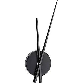 TFA Dostmann 60.3036.01 קוורץ שעון קיר 50 ס