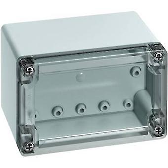 Spelsberg TG ABS 1208-9-to Fitting bracket 122 x 82 x 85 Acrylonitrile butadiene styrène Gris-blanc (RAL 7035) 1 pc(s)