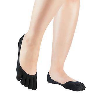 Knitido dames bottillons SilkRoad Footlets de soie, chaussettes en soie d'orteil