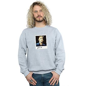 David Bowie Men's Memories 1975 Sweatshirt
