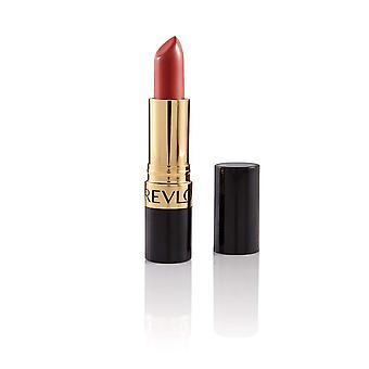 2 x Revlon Super skinnende leppestift 4,2 g - 371 kobber Frost Chrome