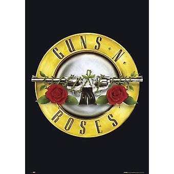 Guns N' Roses poster logo