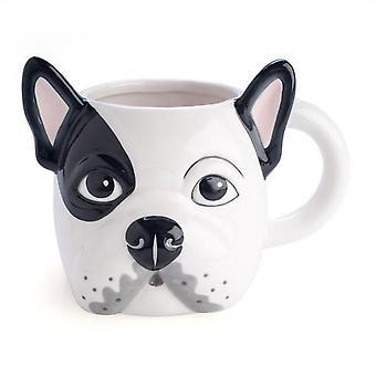 Mug 3D bouledogue Français