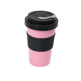 BamBroo Drinks Mug Peony Pink