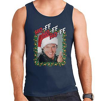 Gilet de David Hasselhoff Christmas HoffHoffHoff masculin