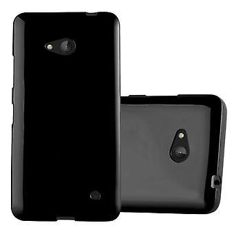 Cadorabo Case for Nokia Lumia 640 Case Cover - Mobile Phone Case made of flexible TPU silicone - Silicone Case Protective Case Ultra Slim Soft Back Cover Case Bumper