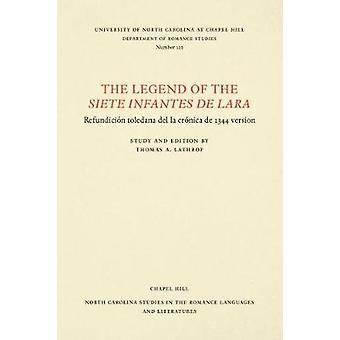 Die Legende von der Siete Infantes de Lara von Virginia Terrell Lathrop