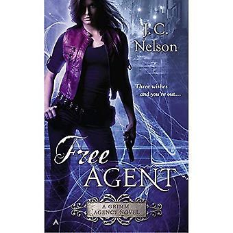 Free Agent: Een roman van Grimm Agentschap (Agentschap Grimm romans)