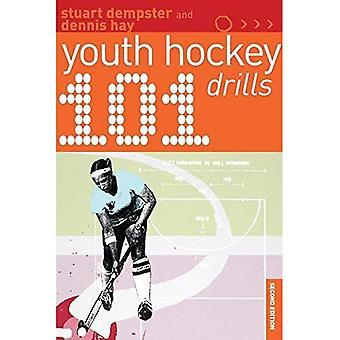 101 ungdom Hockey övningar (101 ungdom övningar)