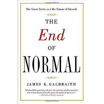 Slutten av Normal: den store krisen og fremtiden for vekst