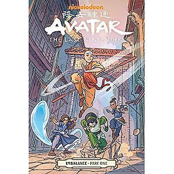 Avatar: The Last Airbender - déséquilibre Part One