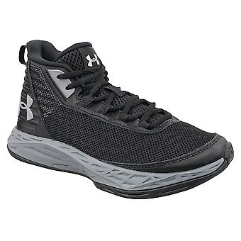 Under Armour BGS Jet 2018 3020948-002 Kids basketball shoes