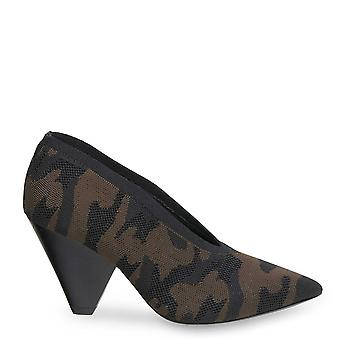 Ash DREAM Cone Heels Camo Knit