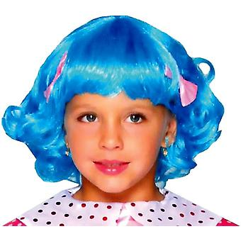 Wig For Lalaloopsy Rosy Bumps