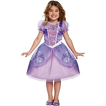 Sofia Disney Costume For Children