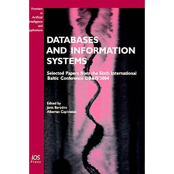 Databases and Information Systems by Barzdins & J.