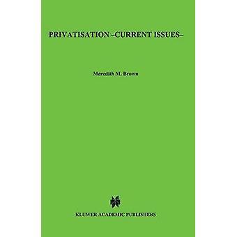 Privatisierung aktuelle Themen von Braun & Meredith M.