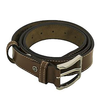 Ashwood Men's Stitch Leather Belt