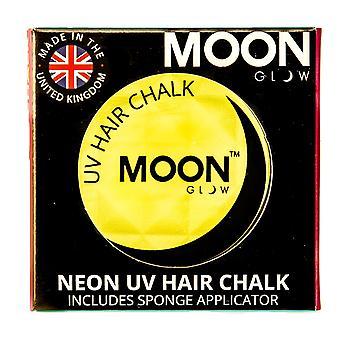 Moon Glow - 3.5g hår krita - gul