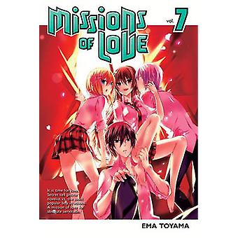 Missions of Love 7 by Ema Toyama - 9781612622897 Book