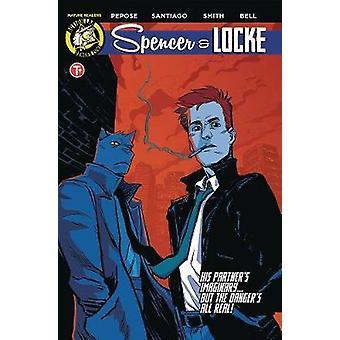 Spencer & Locke by David Pepose - 9781632292520 Book