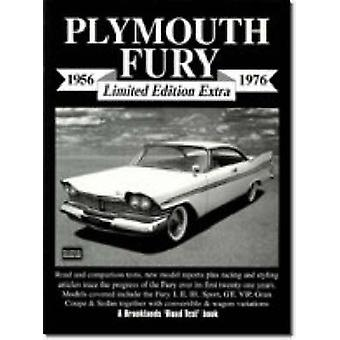 Plymouth Fury Limited Edition Extra 1956-1976 by R. M. Clarke - 97818