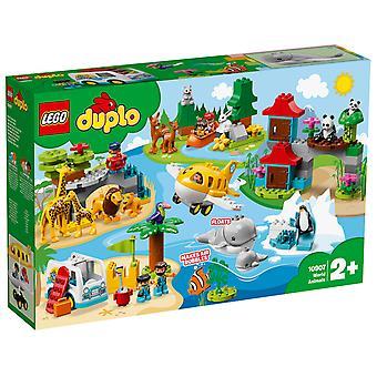 LEGO 10907 DUPLO World Animals